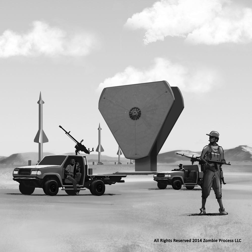 Yoyo Radar Site